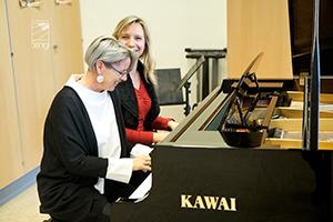 KAWAI Flügel an Musikschule Guntramsdorf